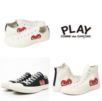 COMME des GARCONS Unisex Street Style Sneakers