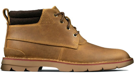 Clarks Mountain Boots Leather Outdoor Boots