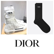 Christian Dior Plain Cotton Undershirts & Socks