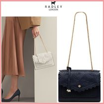 RADLEY Casual Style 2WAY Plain Leather Party Style Elegant Style