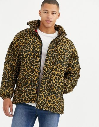 Leopard Patterns Jackets