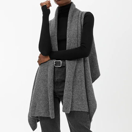 Casual Style Plain Office Style Oversized Formal Style