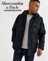 Abercrombie & Fitch Street Style Jackets