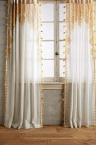 Anthropologie Ethnic Curtains
