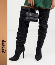ASOS Casual Style Over-the-Knee Boots