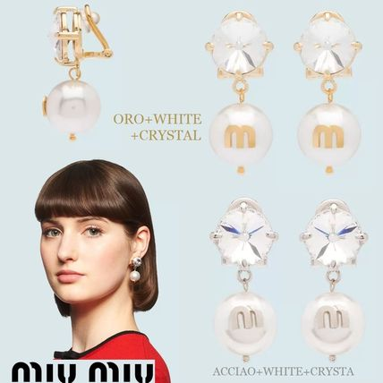 Party Style With Jewels Elegant Style Earrings & Piercings