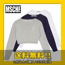 MISCHIEF Street Style Long Sleeves Cardigans