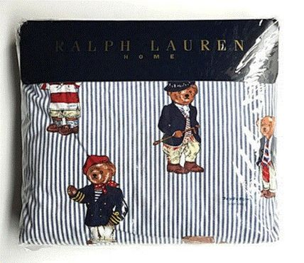 Ralph Lauren Stripes Unisex Decorative Pillows