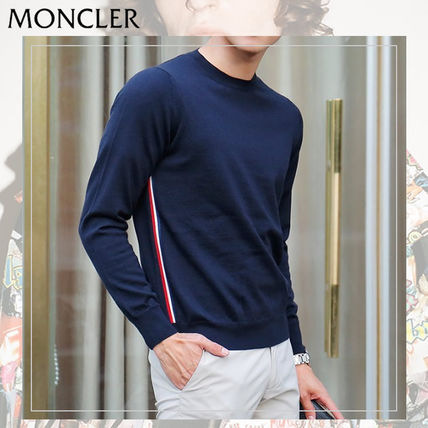 MONCLER Knits & Sweaters Wool Knits & Sweaters