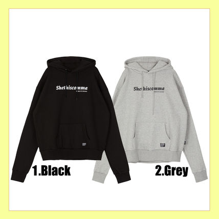 Unisex Collaboration Oversized Hoodies