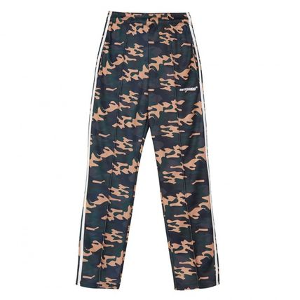 Casual Style Unisex Collaboration Pants