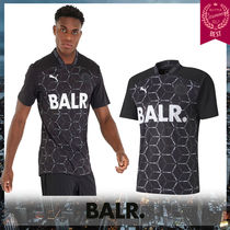 BALR Collaboration Short Sleeves T-Shirts