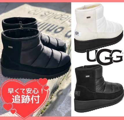 Platform Casual Style Street Style Boots Boots