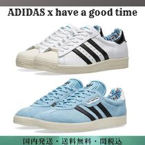 have a good time Street Style Plain Sneakers