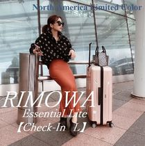 RIMOWA ESSENTIAL LITE Over 7 Days Hard Type TSA Lock Luggage & Travel Bags