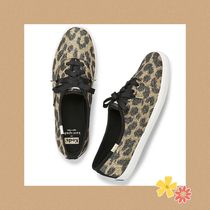 kate spade new york Leopard Patterns Collaboration Low-Top Sneakers