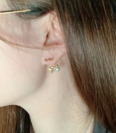 Star Party Style With Jewels Elegant Style Earrings