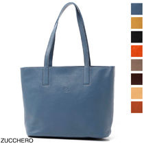 IL BISONTE Leather Totes