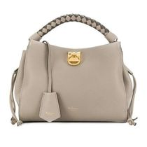Mulberry Casual Style Street Style Plain Totes