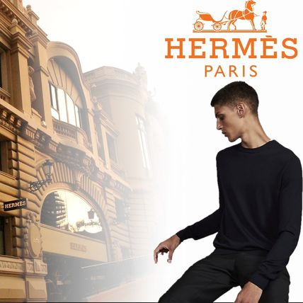 HERMES Knits & Sweaters Knits & Sweaters