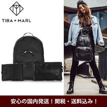 TIBA+MARL Unisex Street Style Co-ord Mothers Bags