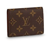 Louis Vuitton MONOGRAM Enveloppe Carte De Visite
