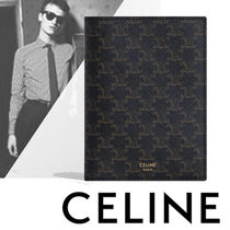 CELINE Unisex Passport Cases