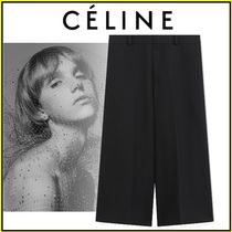 CELINE Casual Style Plain Medium Party Style Office Style