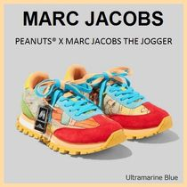 MARC JACOBS Casual Style Collaboration Low-Top Sneakers