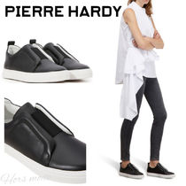 Pierre Hardy Casual Style Low-Top Sneakers