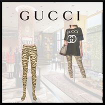 GUCCI Printed Pants Casual Style Street Style