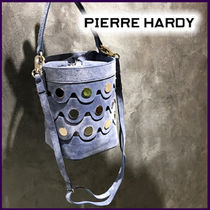 Pierre Hardy Casual Style 2WAY Plain Shoulder Bags