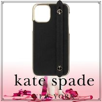 kate spade new york Unisex Leather Smart Phone Cases