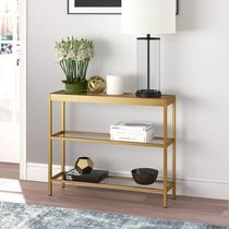 Gold Furniture Consoles Table & Chair