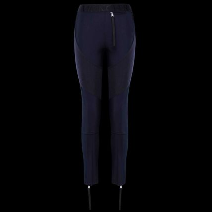MONCLER Skinny Casual Style Nylon Street Style Collaboration Plain Long 2