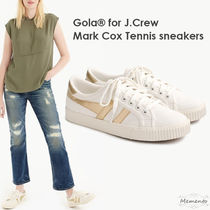 J Crew Casual Style Collaboration Low-Top Sneakers