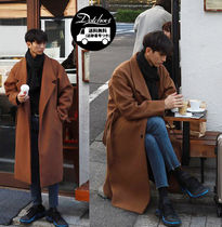 ASCLO Plain Long Coats