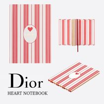 Christian Dior Unisex Notebooks