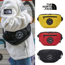 THE NORTH FACE WHITE LABEL Unisex Plain Crossbody Bag Small Shoulder Bag Belt Bags