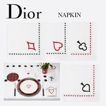 Christian Dior Unisex Home Party Ideas Tablecloths & Table Runners
