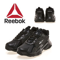 Reebok Casual Style Unisex Plain Low-Top Sneakers