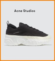 Acne Suede Sneakers