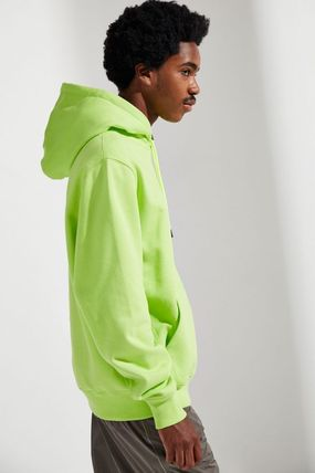 CHAMPION Hoodies Pullovers Other Check Patterns Unisex Sweat Street Style 3