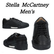 Stella McCartney Faux Fur Plain Sneakers