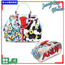 Irregular Choice Casual Style Collaboration 2WAY Handbags