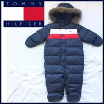 Tommy Hilfiger Street Style Baby Girl Outerwear