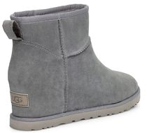 UGG Australia CLASSIC FEMME Leather Boots Boots