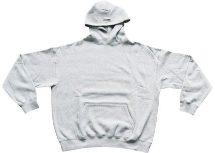 FEAR OF GOD Hoodies Unisex Street Style Long Sleeves Plain Hoodies 5