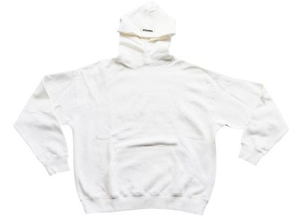 FEAR OF GOD Hoodies Unisex Street Style Long Sleeves Plain Hoodies 7