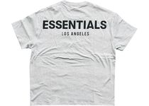 FEAR OF GOD More T-Shirts Unisex Street Style Plain Short Sleeves T-Shirts 5